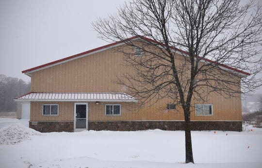 The future site of Backwards Bread Co. at 3360 Southway Drive is pictured Tuesday, Feb. 5, in St. Cloud.