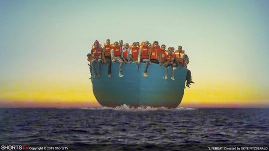 """""""Lifeboat"""" is nominated for an Academy Award for Documentary Shorts."""
