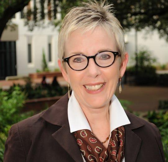 Susan Fiorito, director of the Jim Moran School of Entrepreneurship at Florida State University