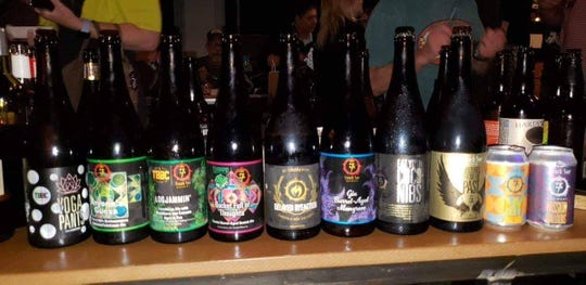 A bottle share is a great way to try a bunch of new beers and support the community at the same time.