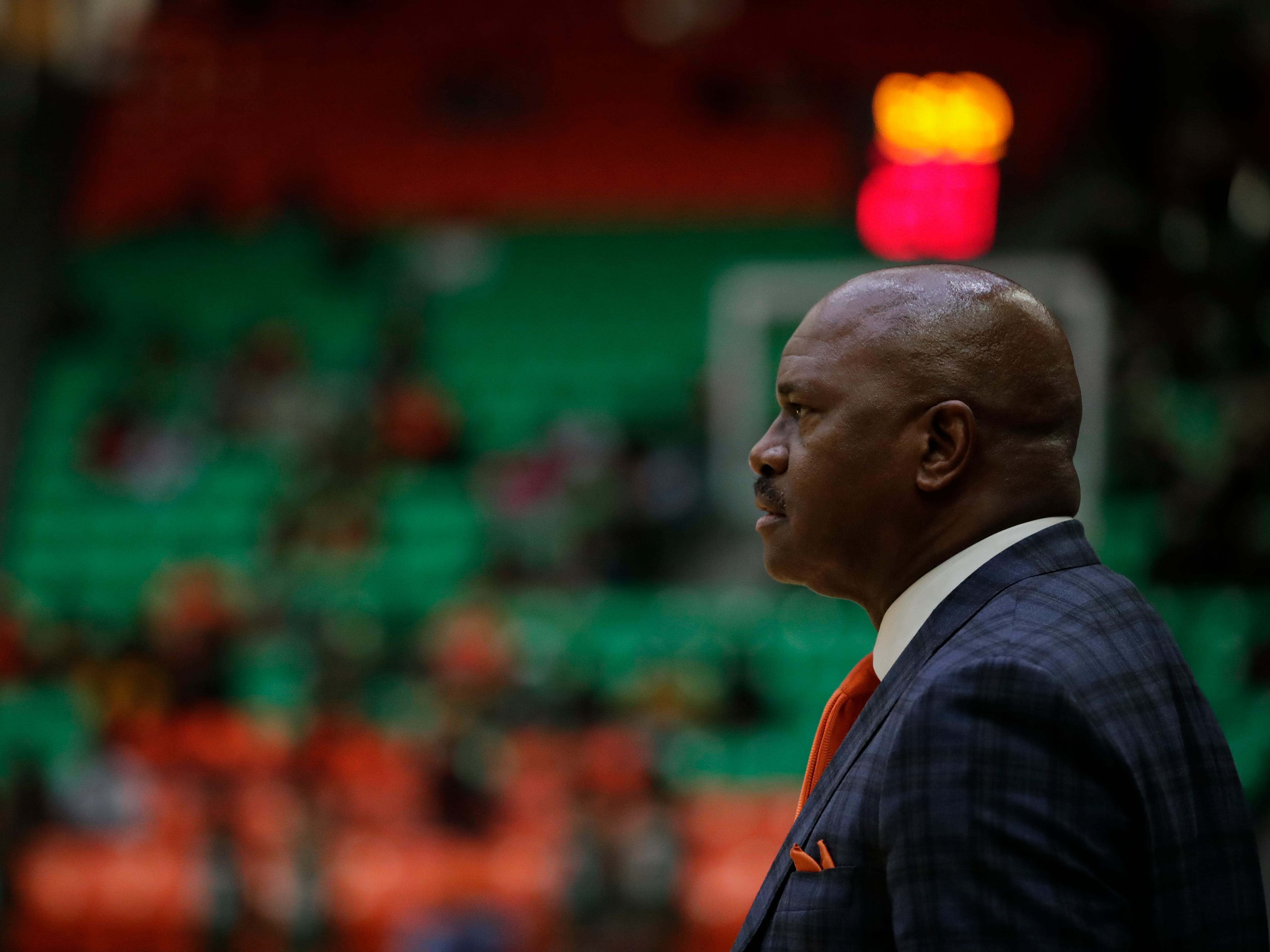 Rattlers head coach Robert McCullum has changed their entire culture of the basketball program at Florida A&M. He has his eyes set on a MEAC championship this season.