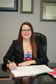 Fort Pierce attorney Ashley Minton