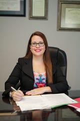 Fort Pierce attorney Ashley Minton