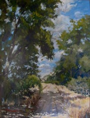 Artist and Santa Monica Mountains Visitor Center volunteer Russell Hunziker will meet fans of his work 11 a.m.-1 p.m. Feb.9 at the Santa Monica Mountains Visitor Center in Calabasas.