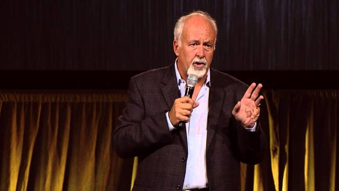 Mark Cordes, the Spouse Whisperer, will perform in his one-man show at the Oxnard Performing Arts Center 8 p.m. Feb. 8.