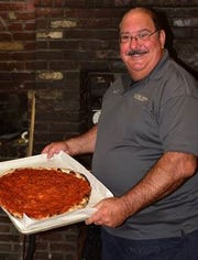 Gary Bimonte, co-owner of Frank Pepe's Pizza