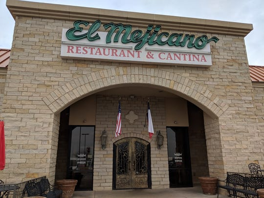 "El Mejicano Restaurant and Cantina said they will be closed for dine-in service for the foreseeable future after ""several"" employees may have been exposed to COVID-19."