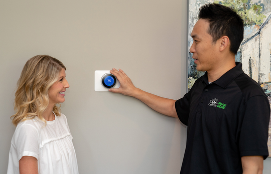 Smart thermostats do more than control the temperature.