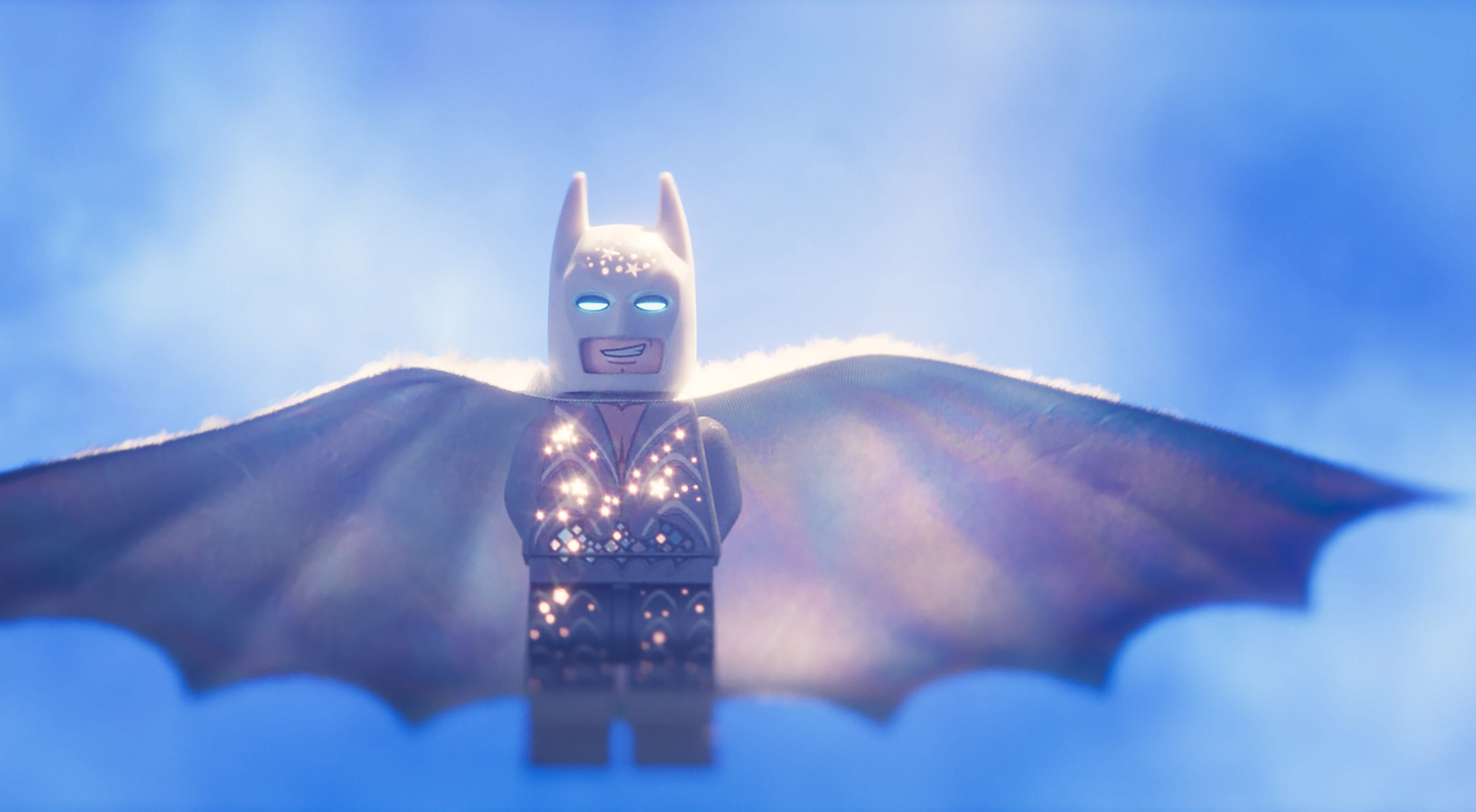 Lego Movie 2 Will Arnett Explains That Batman Superman Superfeud