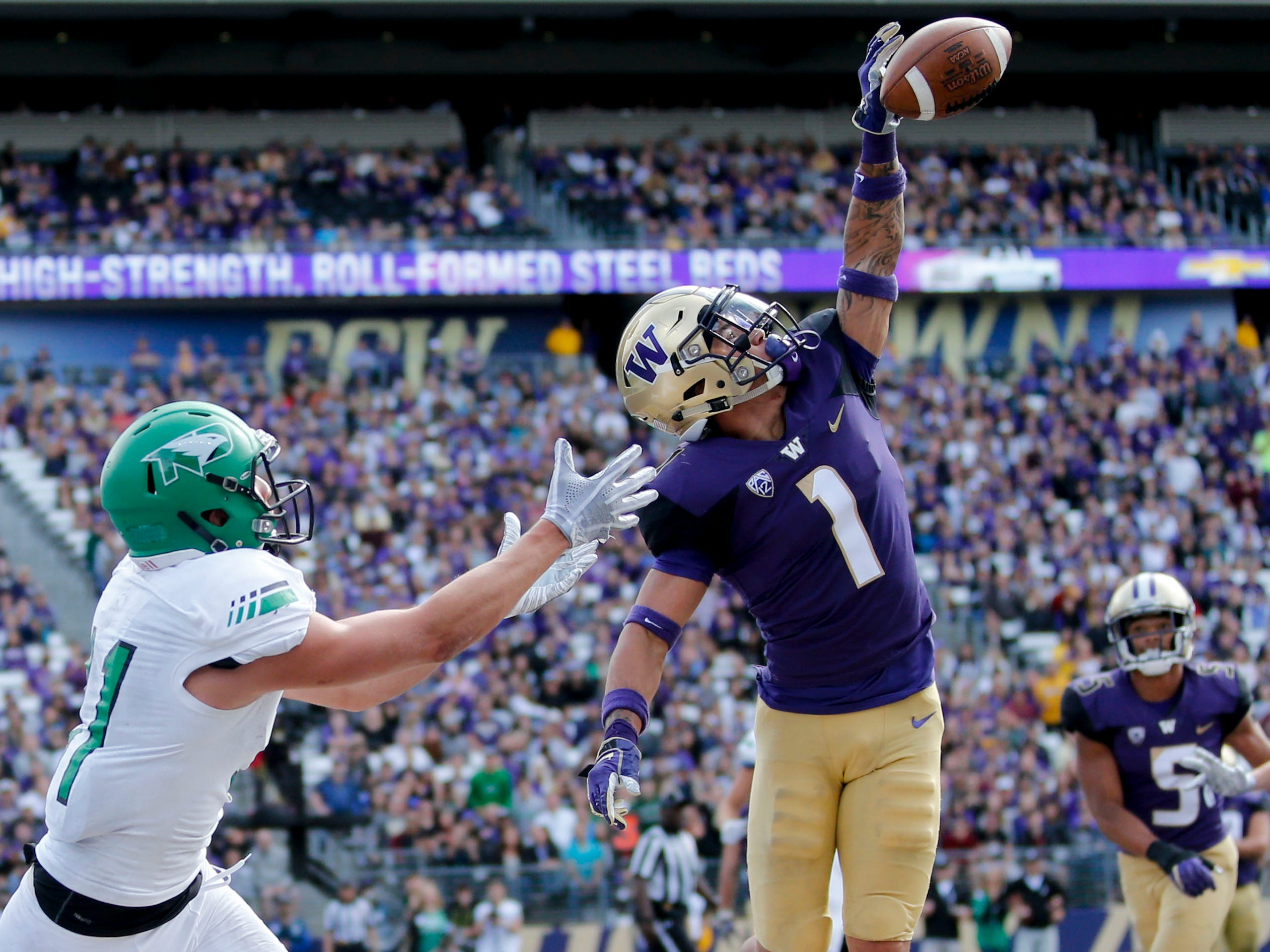 5. Buccaneers - Byron Murphy, CB, Washington