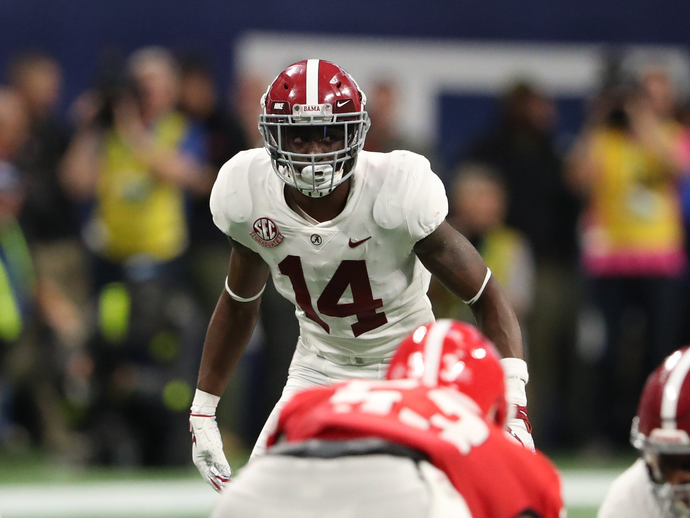 31. Rams - Deionte Thompson, S, Alabama