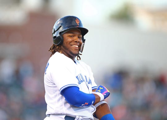 65d71ad2ade Vladimir Guerrero Jr. turns 20 on March 16.