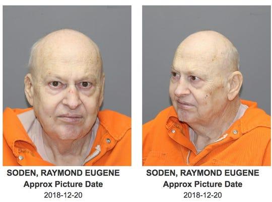 Raymond Eugene Soden.