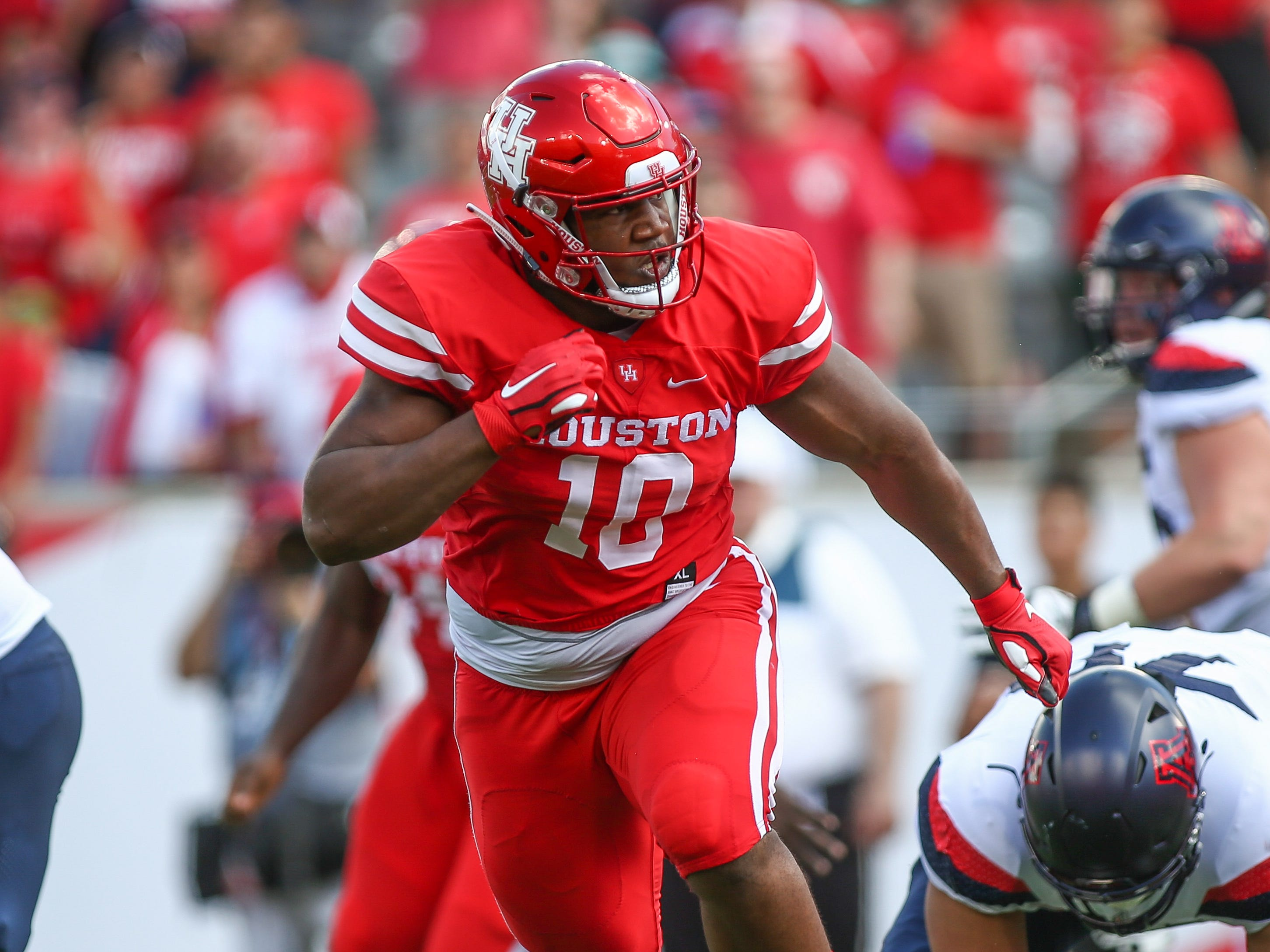 14. Falcons - Ed Oliver, DT, Houston