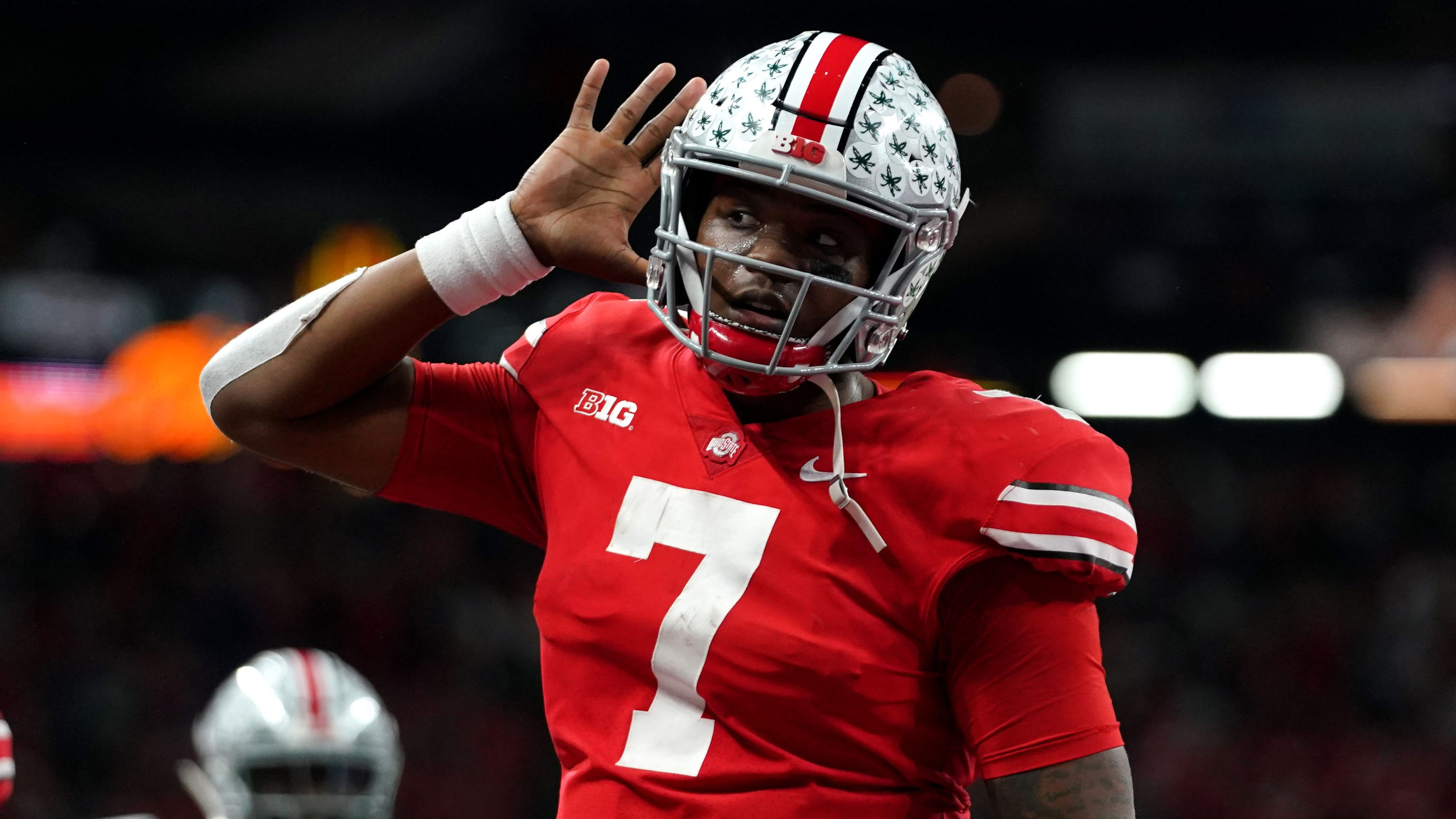 reputable site a5069 0bfcf NY Giants 7-round mock draft: Are QBs Haskins, Kyler Murray ...