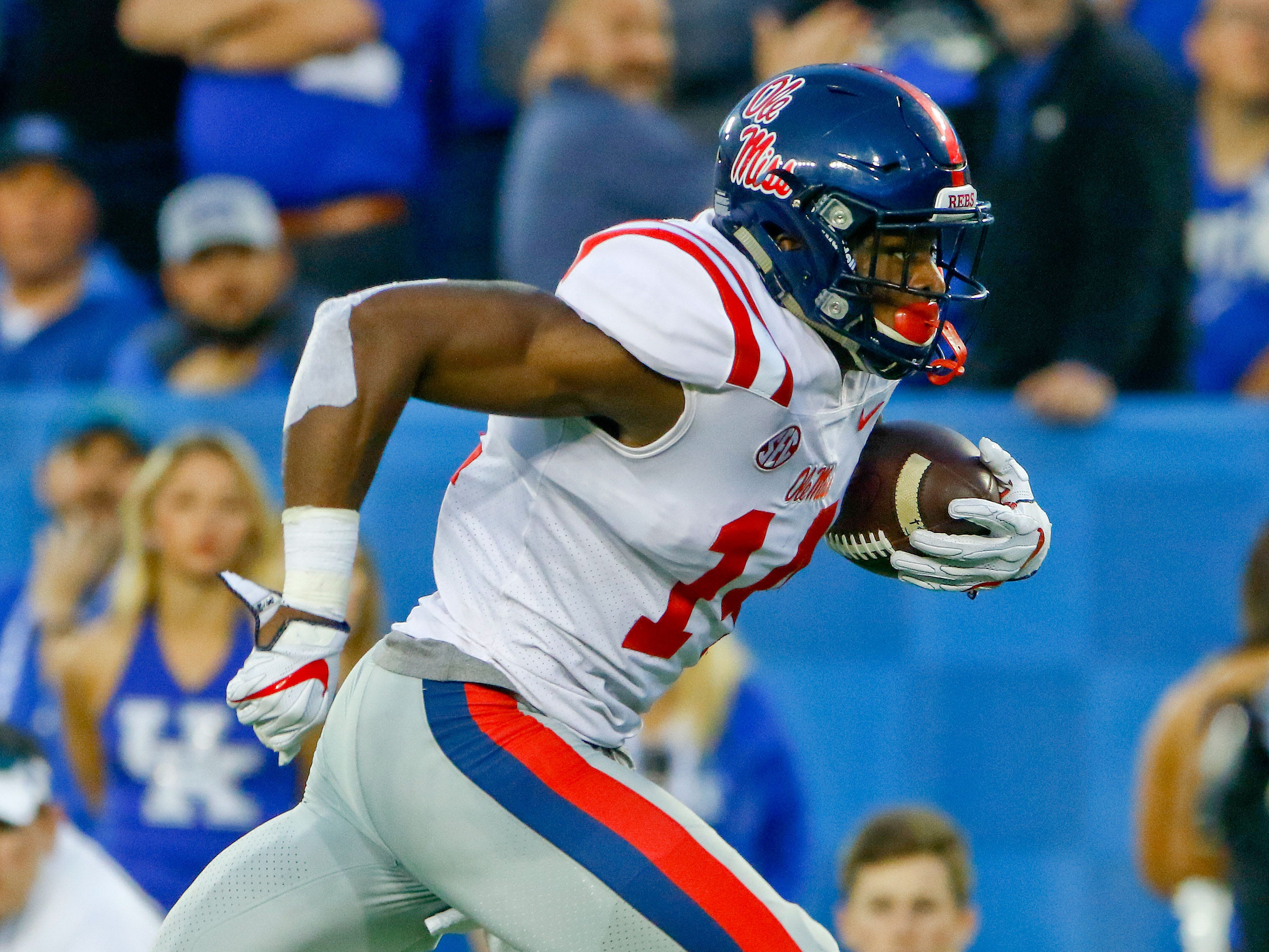 17. Browns - D.K. Metcalf, WR, Mississippi