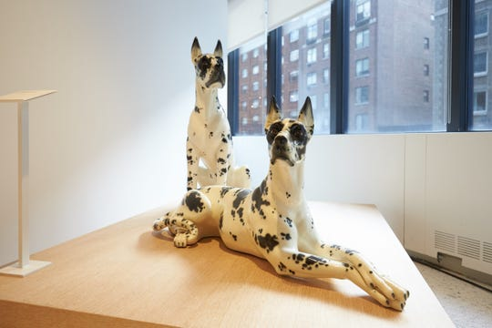 The Museum of the Dog, Manhattan.