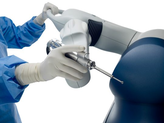 Mako system technology is addressing and solving a potential health care problem that's due to emerge in the coming years – an increase in demand for joint replacements.