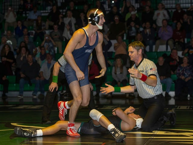 NJ wrestling: Southern ends Howell run as Group V champions