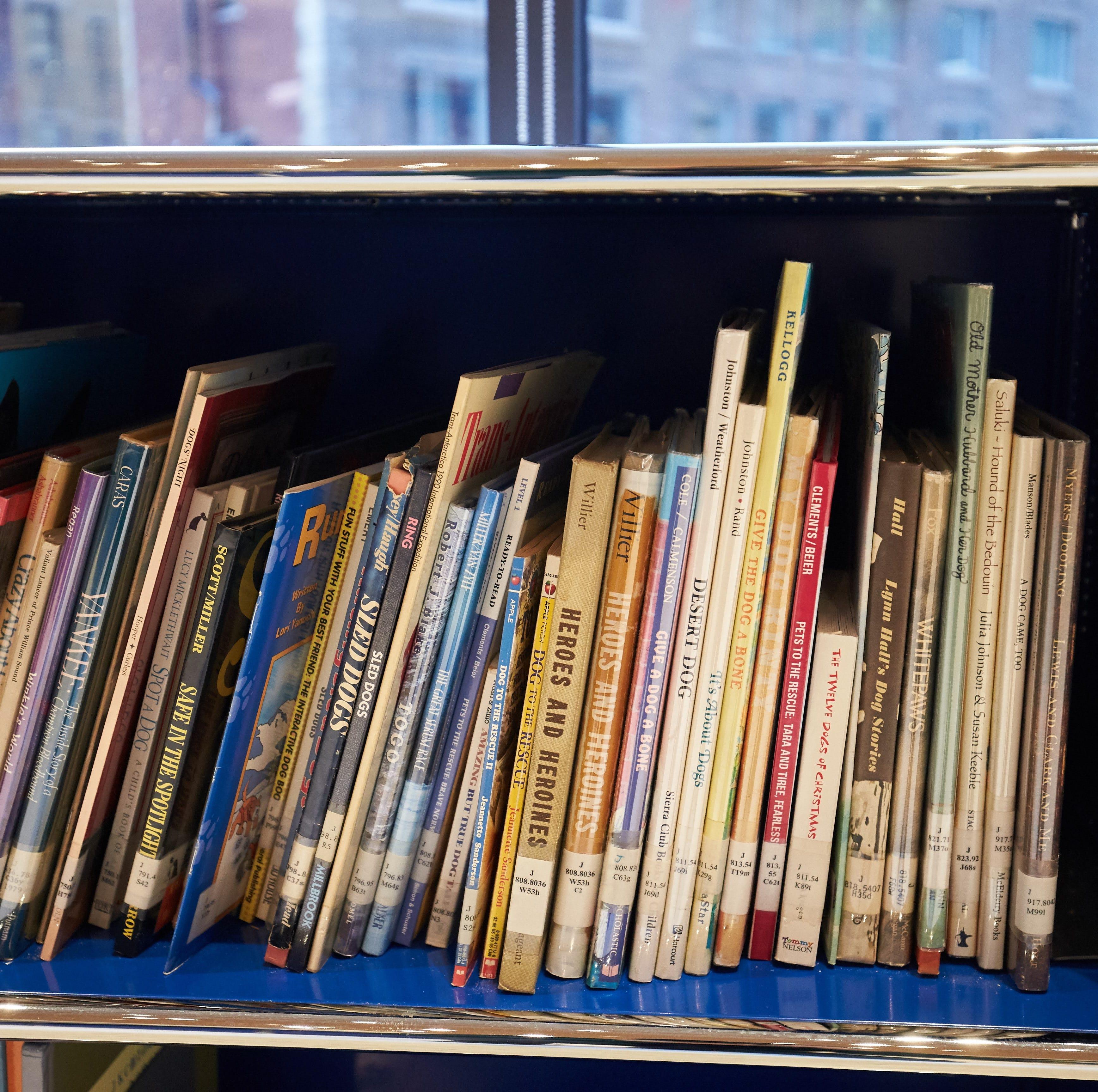 Children's books abound at Carlsbad Public Library