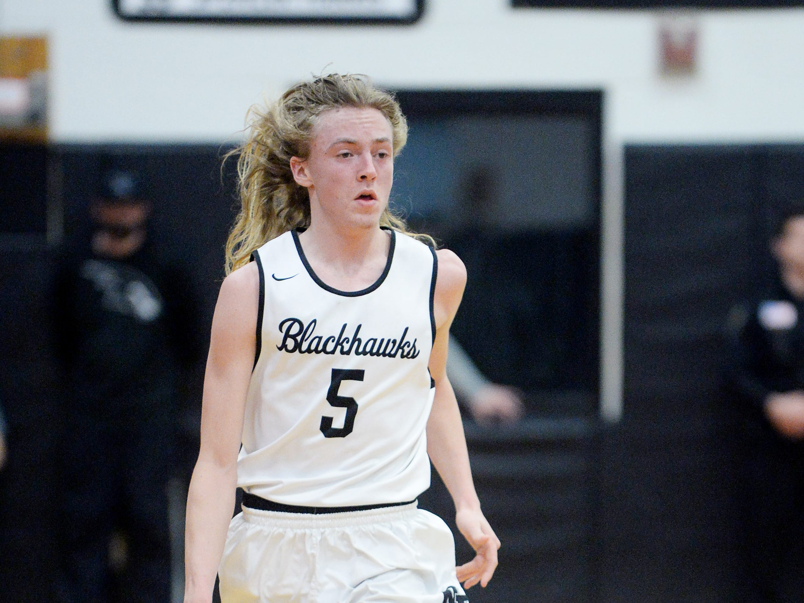 Tuscola defeated North Buncombe 88-85 in Weaverville Tuesday, Feb. 5, 2019.