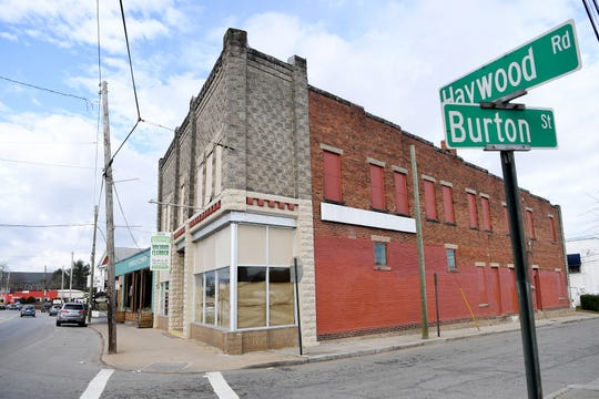 The Golden Pineapple will be overtaking the storefront at the corner of Haywood Road and Burton Street in West Asheville. Owners of the new bar are striving to bring a neighborhood-feel in the historic building.