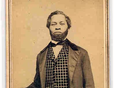 Thomas H. Stewart, former slave and respected Elmira resident.