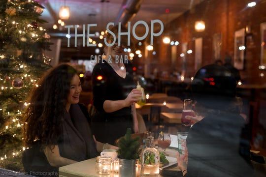 The Shop is located on 219 Washington Street in Binghamton.