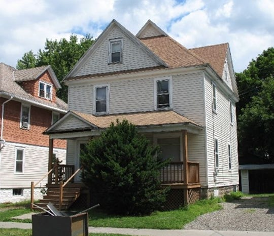 4 Jerome Ave., Binghamton, was sold for $72,000 on Nov. 26.