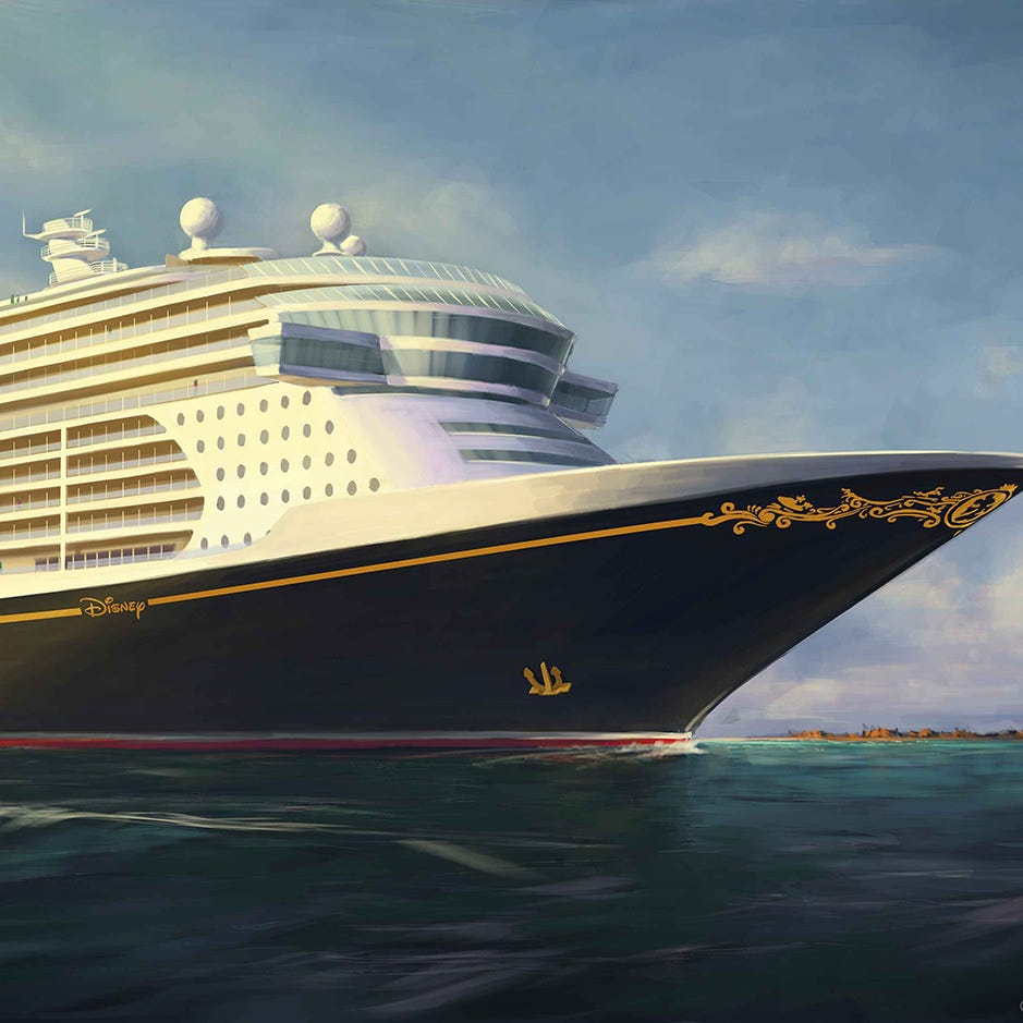 Disney Cruise Line to base 2 of its 3 new ships at Port Canaveral — after they're built