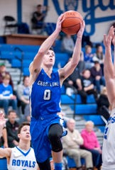 Crestline's Kaden Ronk broke a record he never thought was truly possible.