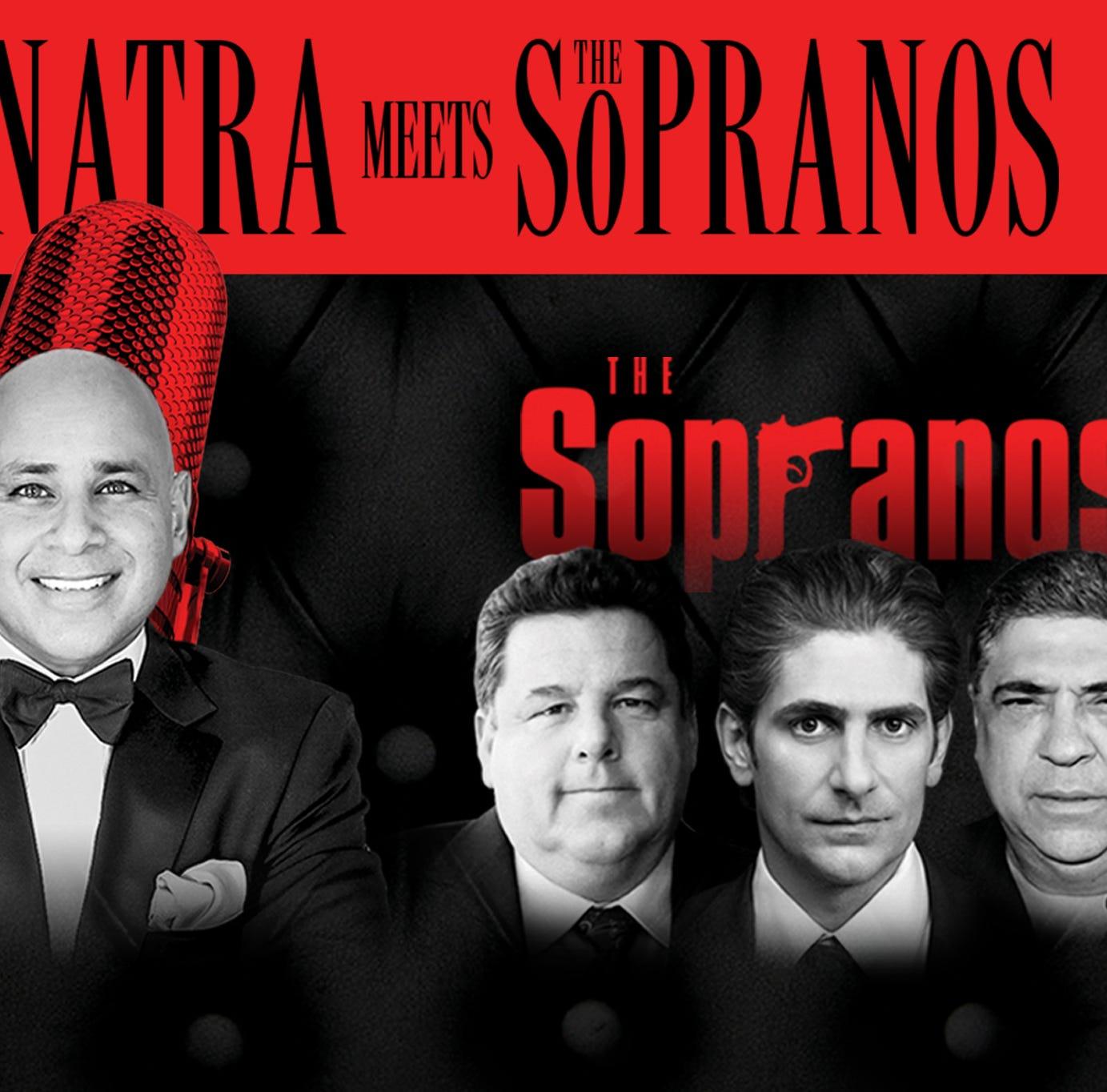 Mob mentality: 'Sinatra Meets The Sopranos' hits A.C.'s Borgata