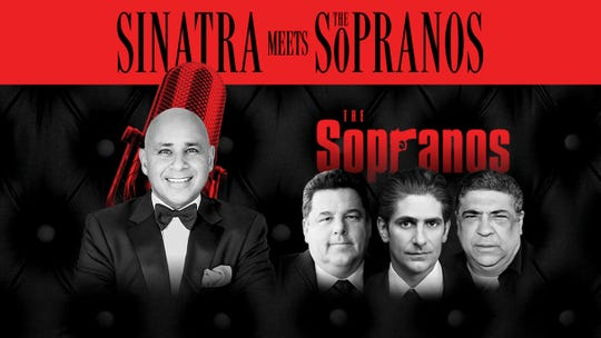 Would Frank Sinatra have loved 'The Sopranos'? Who's to say? But fans get a special treat in 'Sinatra Meets The Sopranos' at the Borgata, an offer you can't refuse.