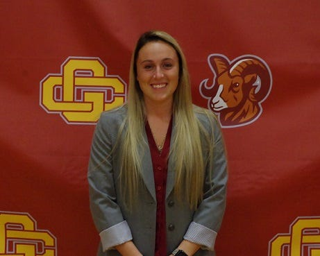 Carly Todd, Gloucester Catholic softball coach