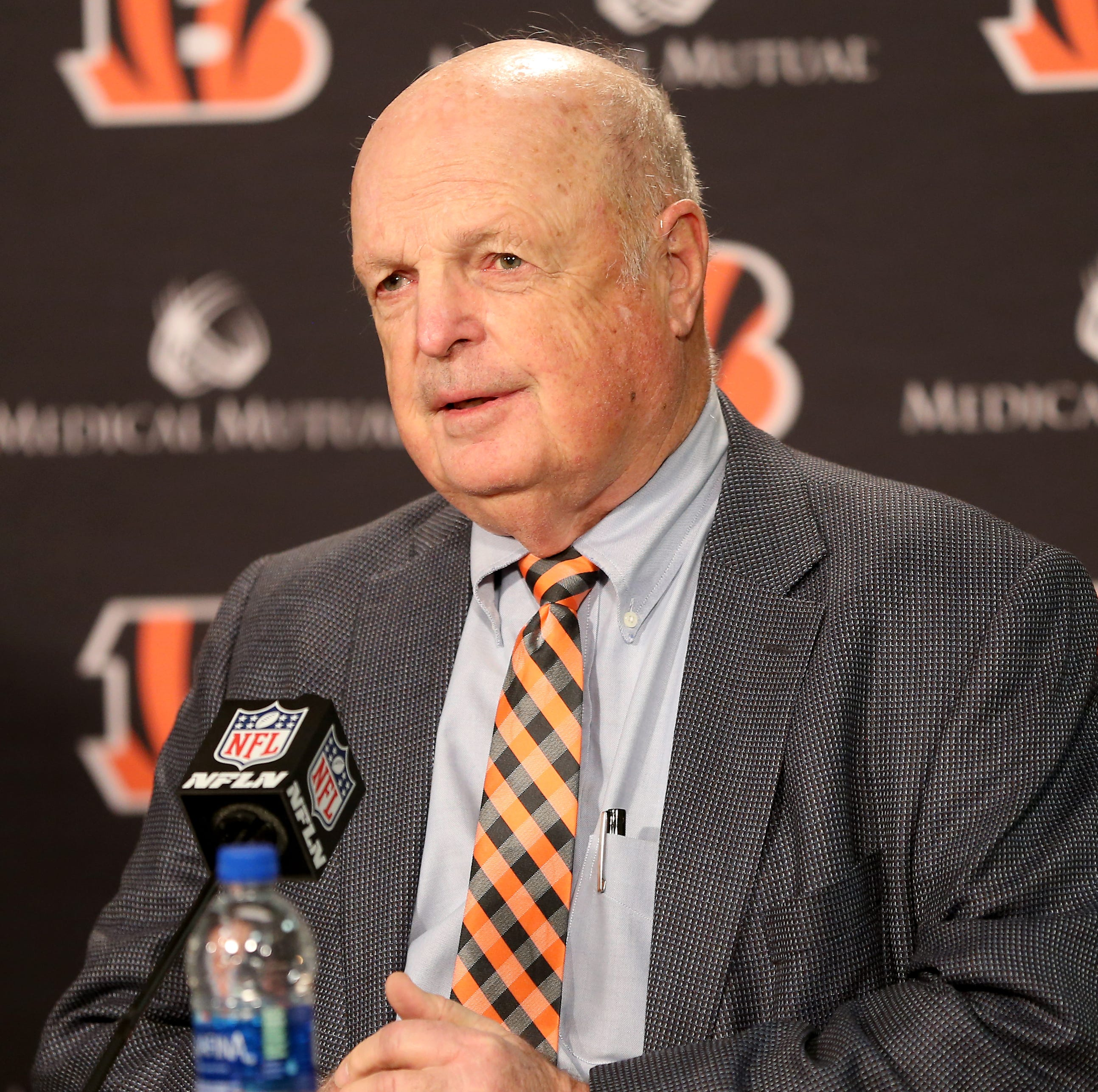 5 things Cincinnati Bengals owner Mike Brown said at NFL annual meetings
