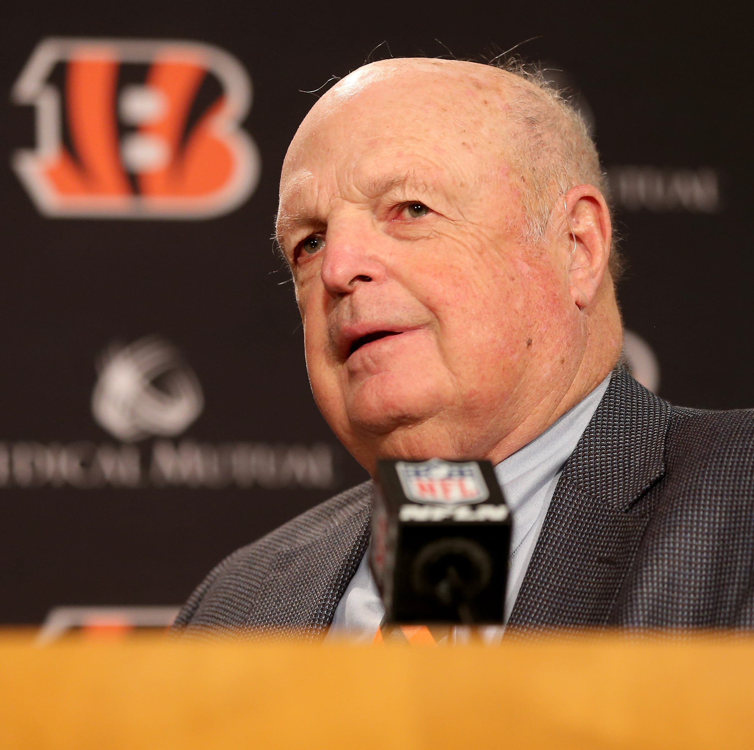 Cincinnati Bengals owner Mike Brown the lone vote against NFL expanded replay