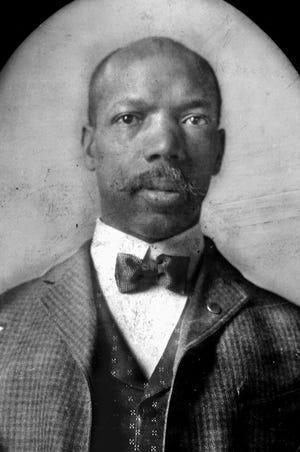 """Wendell P. Dabney, a prominent figure in the city, published """"Cincinnati's Colored Citizens"""" in 1926."""