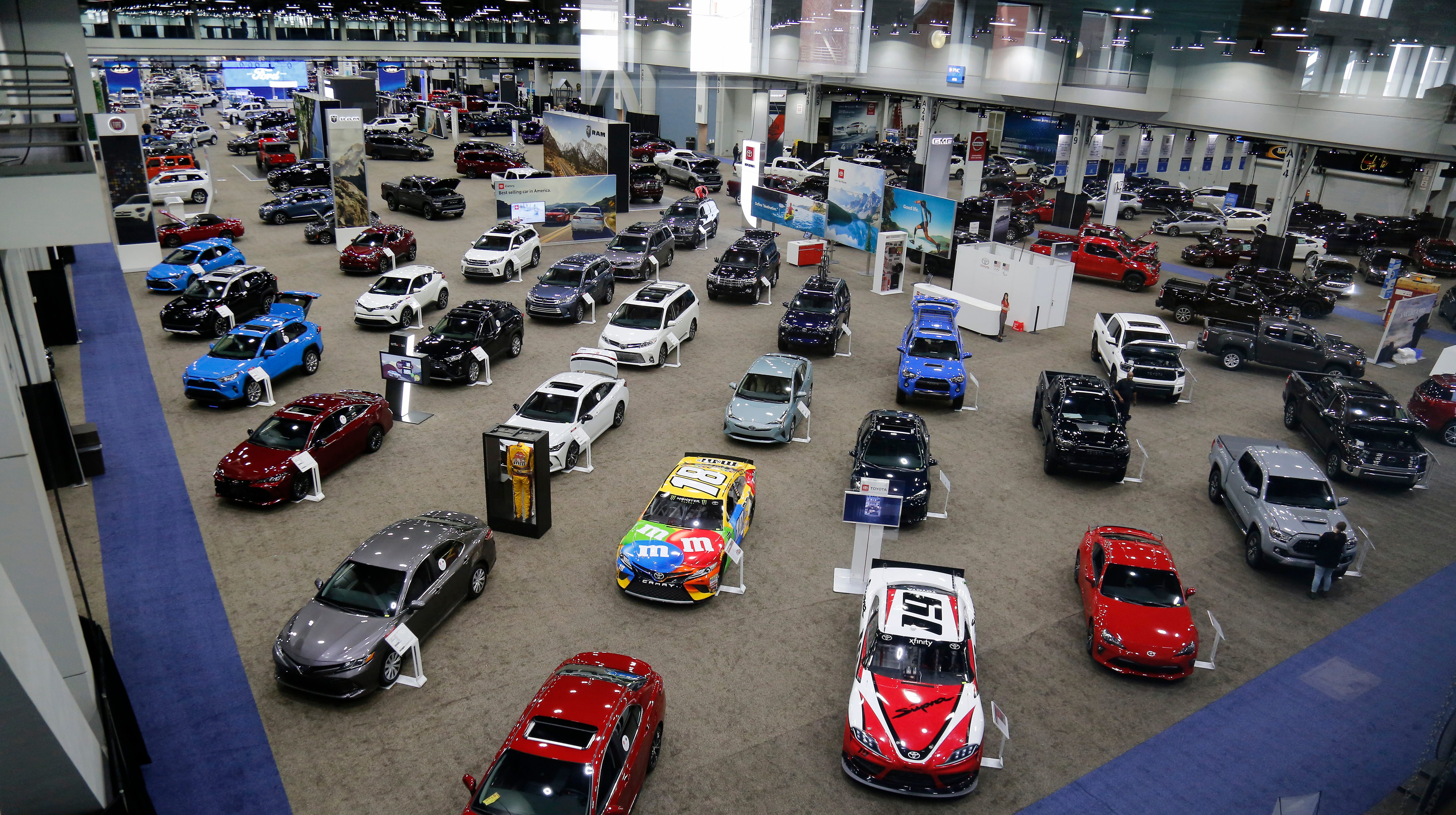 Cincinnati Auto Expo postponed until May due to COVID-19