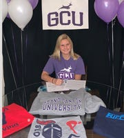 Genna Pettit,  a senior at Saint Henry District High School, signed a letter of intent to attend and dive for Grand Canyon University, which is a Division I program (WAC Conference) located in Phoenix, Arizona.