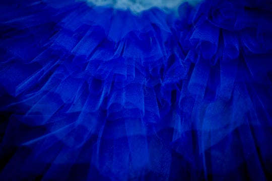 Cincinnati Ballet Wardrobe Mistress Diana Vandergriff-Adams has built 78 tutus for the Cincinnati Ballet over the course of her 47-year career.