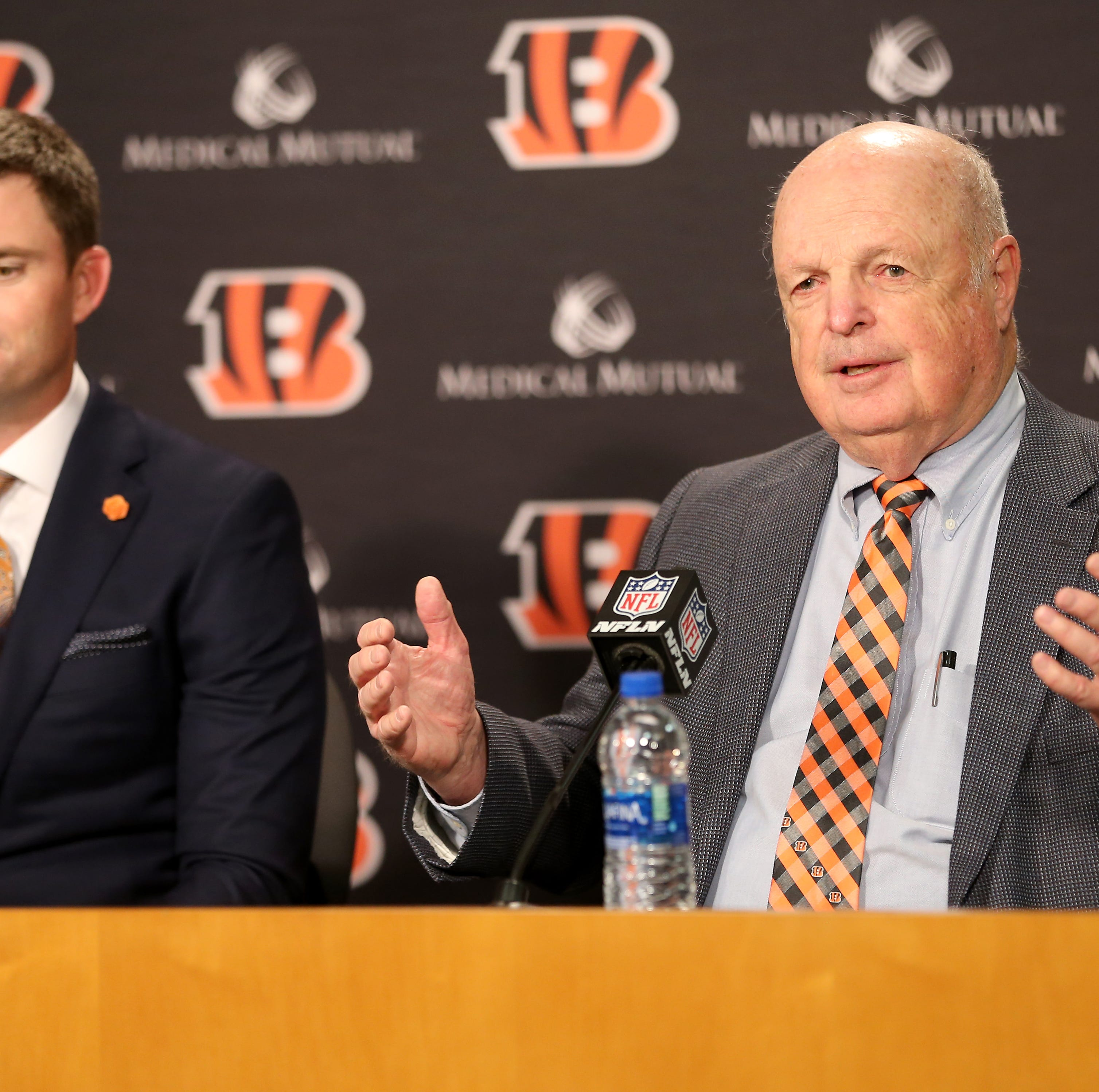 Doc: Do you trust Zac Taylor's hiring process, Bengals fans?