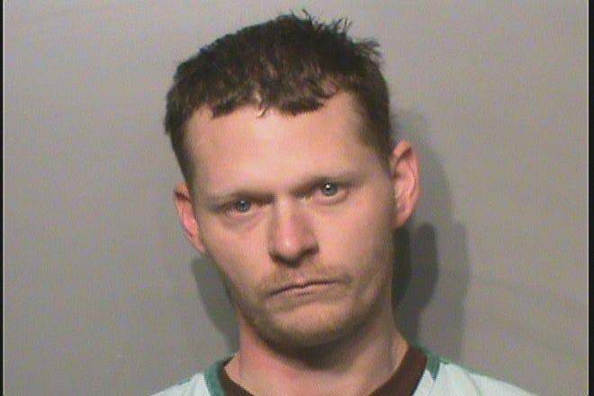 David Leroy Bailey, 31, was arrested Tuesday and charged with possessing a weapon as felon and narcotics possession.
