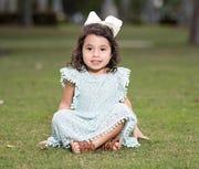 Ariana Norton, 2 years old