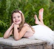 Isabella Norton, age 5