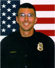 Jason Schechterle, 28, was a Phoenix police officer on March 26th, 2001 when his police vehicle was hit from behind and caught fire. The incident resulted in more than 50 surgeries.