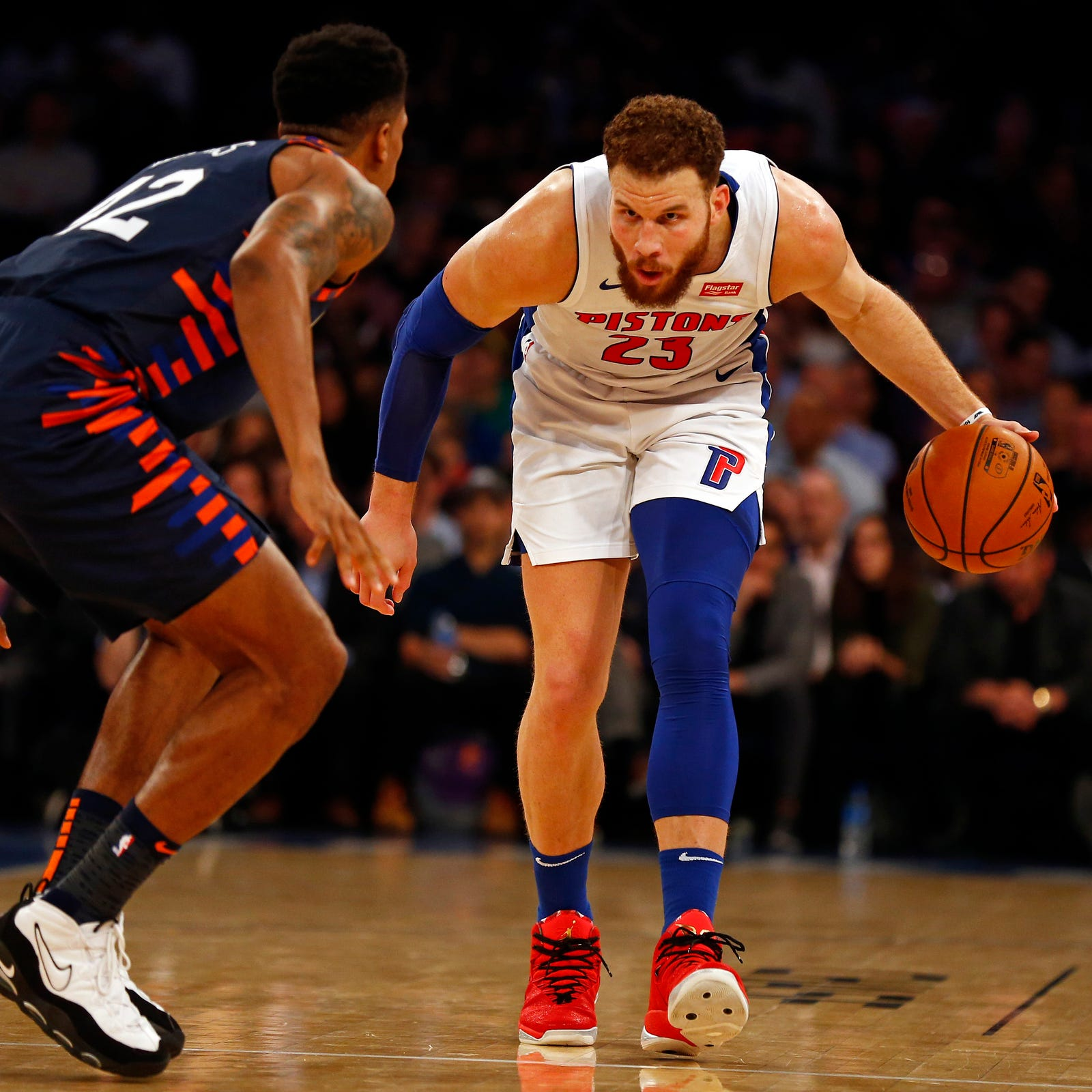 """Blake Griffin confident in Detroit Pistons' headquarters after trades """"class ="""" more-section-stories-thumb"""