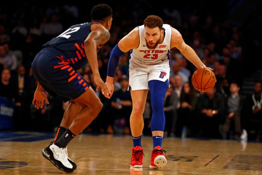 Blake Griffin is having a career season, and is under contract through 2022.
