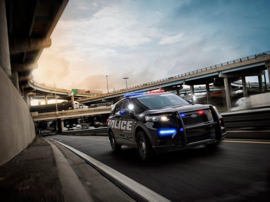 2020 Ford Explorer Interceptor