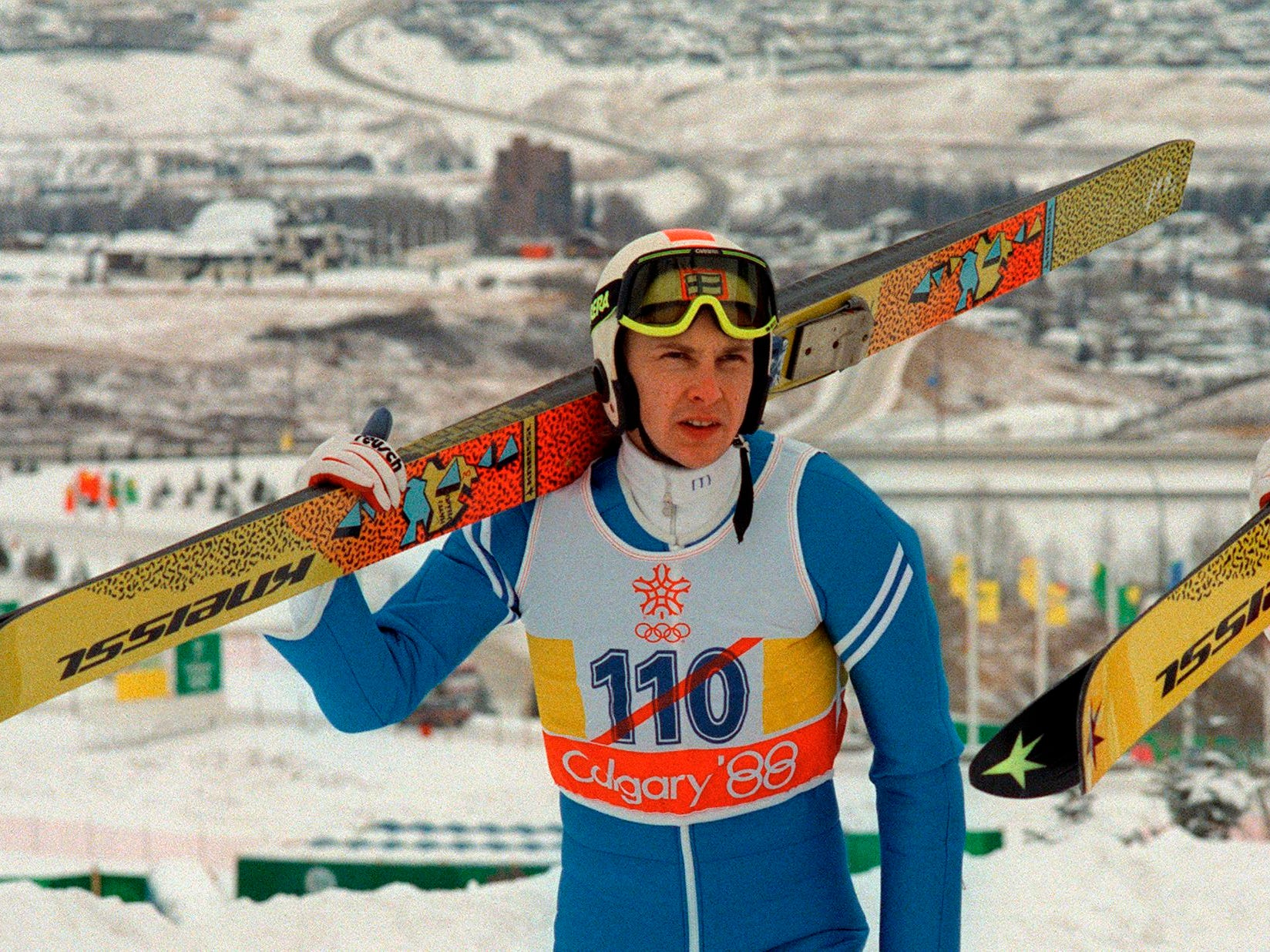 Matti Nykanen, four time Olympic ski-jumping champion whose personal demons, particularly with alcohol, made him the subject of biographies and a film. Feb. 4. He was 55.