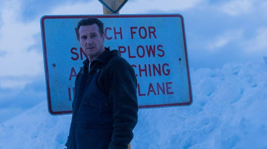 Liam Neeson in 'Cold Pursuit.'